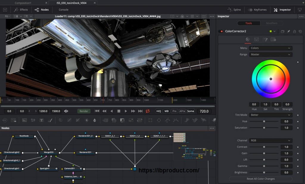 Blackmagic Fusion Studio 17 Crack With Keygen Free Download