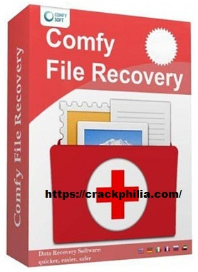 Comfy File Recovery 5.9 Crack With Registration Key Free Download 2021