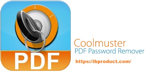 Coolmuster PDF Password Remover 2.1.10 Crack Free Download 2021