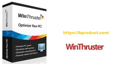 WinThruster 1.80 Crack With License Key Free Download 2021
