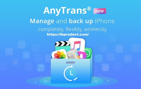 AnyTrans 8.8.4 Crack With License Code Full Version Download