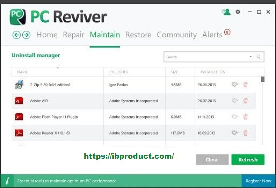 PC Reviver 3.12.0.48 Crack With License Key Download 2021