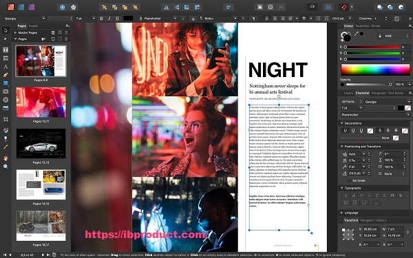 Serif Affinity Publisher 1.9.0.920 Crack With License Key Free Download