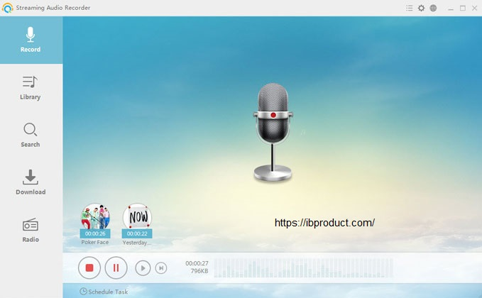 Apowersoft Streaming Audio Recorder 4.3.5.2 Crack Free Download 2021