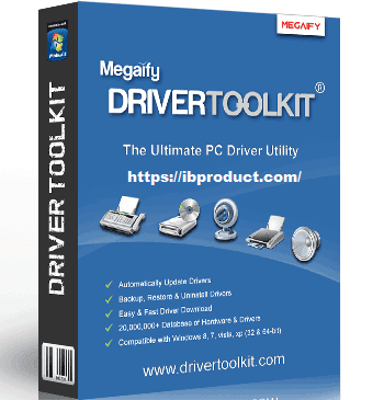 Driver Toolkit 8.6 Crack With License Key Free Download 2021