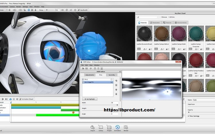 Luxion KeyShot Pro 10.1.82 Crack With Serial Code Download 2021