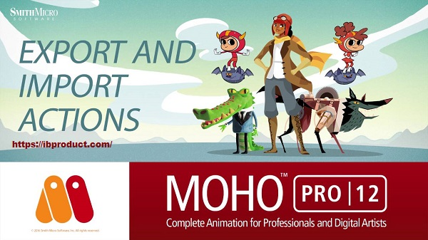 Smith Micro Moho Pro 13.5 Crack With Keygen Free Download 2021