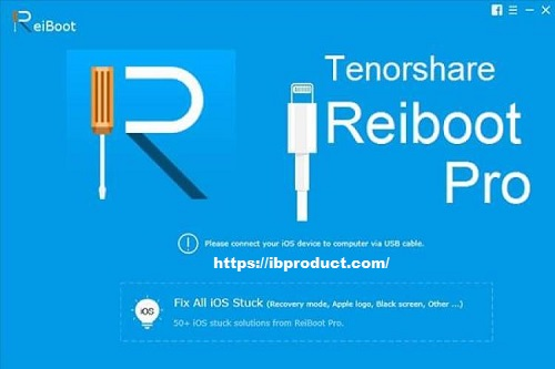 Tenorshare ReiBoot Pro 8.0.6.4 Crack With Registration Code Download