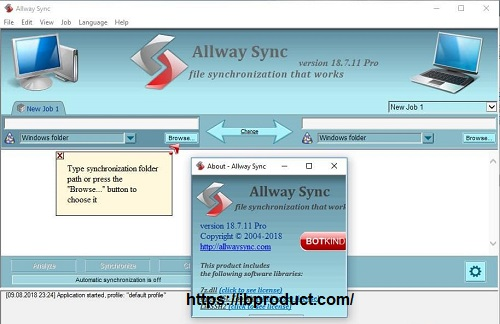 Allway Sync 21.0.9 Crack With Activation Key Free Download