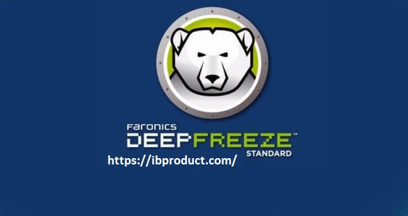 Deep Freeze Standard 8.63 Crack With License Key Free Download