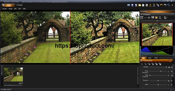 Machinery HDR Effects 3.0.90 Crack With Serial Key Free Download