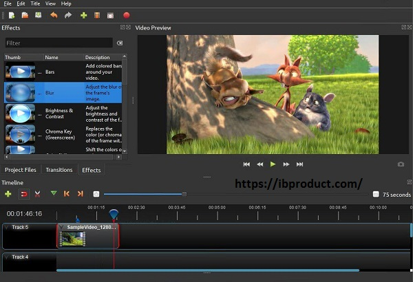 OpenShot Video Editor 2.6.1 Crack With Serial Key Free Download 2021
