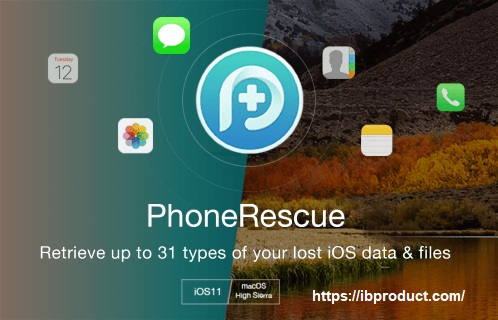 PhoneRescue 6.4.1 Crack With Activation Code Free Download 2021