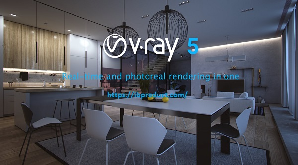 V-Ray 5 for SketchUp Crack With License Key Free Download 2021