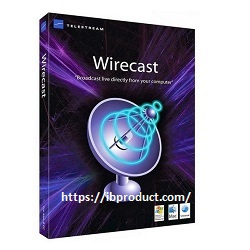 Wirecast Pro 4.3 Crack With Serial Number Free Download