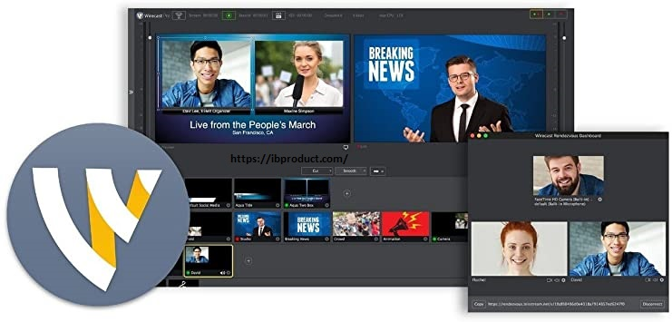 Wirecast Pro 14.3.1 Crack With Serial Key Free Download 2021