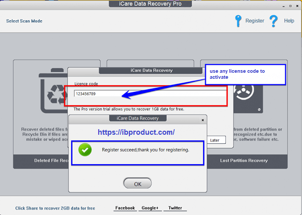 iCare Data Recovery Pro 8.3.0 Crack With License Code Download