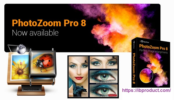 Benvista PhotoZoom Pro 8.0.7 Crack With Serial Key Free Download