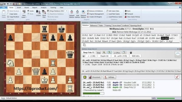 ChessBase 16.6 Crack With Activation Key Free Download 2021