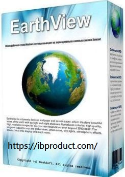 EarthView 6.10.11 Crack With Product Key Free Download 2021