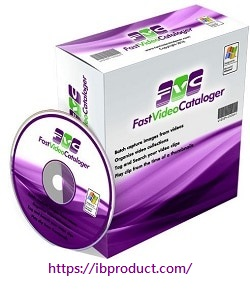 Fast Video Cataloger 8.0.1 Crack With Activation Key Free Download