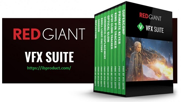 Red Giant VFX Suite 1.5.2 Crack With Serial Key Free Download 2021