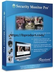 Security Monitor Pro 6.1 Crack With Activation Key Free Download 2021