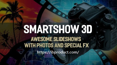 SmartSHOW 3D 16.0 Crack With Serial Key Free Download 2021