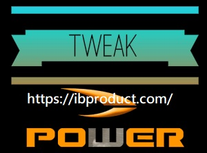 TweakPower 4.0 Crack With Patch Free Download