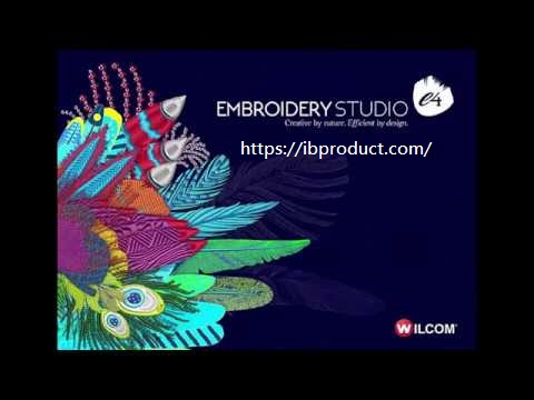 Wilcom Embroidery Studio E4.5 Crack With License Key Free Download