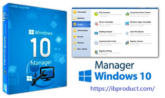 Yamicsoft Windows 10 Manager 3.5.2 Crack With Serial Key Download
