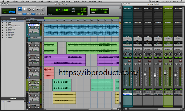 Avid Pro Tools 2021.12 Crack With Activation Code Free Download