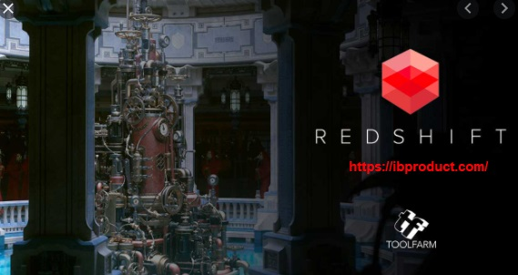 RedShift Render 3.0.52 Crack With Activation Key Free Download